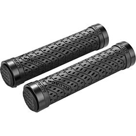 Sixpack K-Trix Lock-On Chwyty rowerowe - gripy, czarny